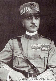 Pietro Badoglio tábornok
