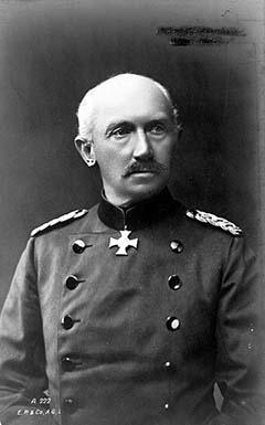 Otto von Below (1857-1944)