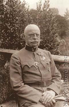 Alfred Krauss gyalogsági tábornok (1862-1938)