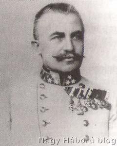 Otto Meixner von Zweienstamm gyalogsági tábornok, a VII hadtest parancsnoka