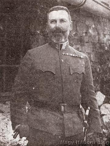 Reviczky László ezredes