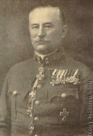 Lukachich Géza tábornok