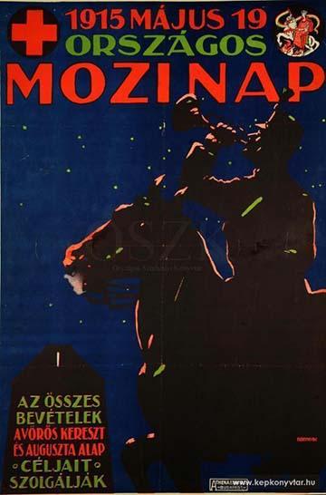 Bortnyik Sándor: Országos Mozinap 1915. május 19. (1915)