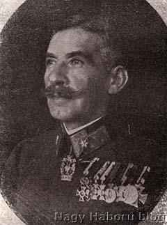 Stedler István háború után készült portréja