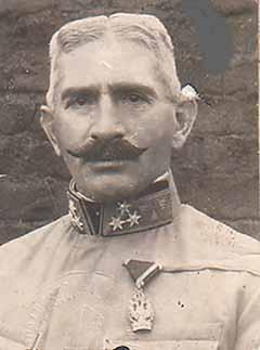 Bauer Gyula (1862–1942) ezredparancsnok