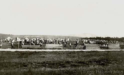Orosz hadifoglyok Kenyérmezőn