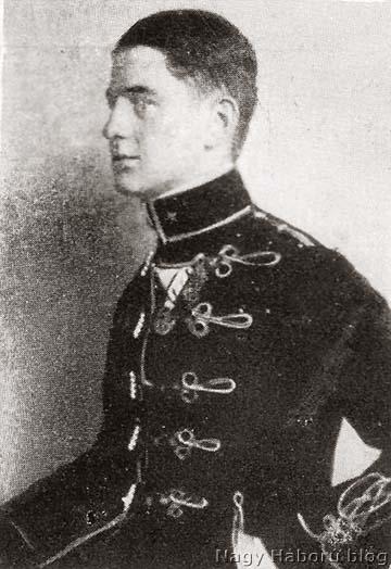 Baló Benjámin hadnagy 1915 tavaszán