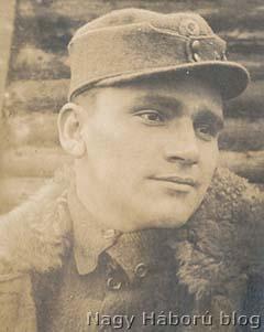 Imre Gábor portréja valószínűleg ebben az időszakban, 1916–1917 telén, 1917 tavaszán készülhetett