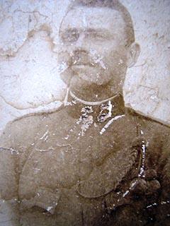 Kovács György katonaképe