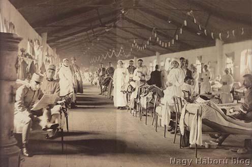 Barakk-kórház