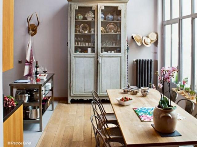 Inspir ci k konyh ra nem art decor - Cuisine atelier artiste ...