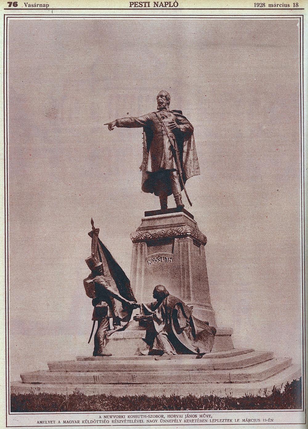 A ceglédi szobor