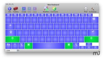 Mac OSX: Billentyűzetkiosztás módosítása