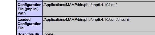 PHP: hibalista megjelenítése: display_errors = On