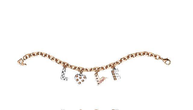 Bracelet Pink Spiky Valentine.jpg