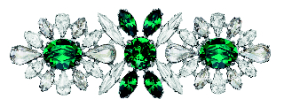 Swarovski by Shourouk Brooch green_1.jpg