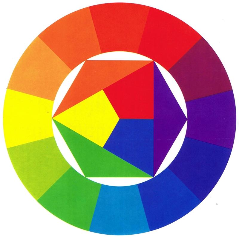 Контрастные цвета картинки 1