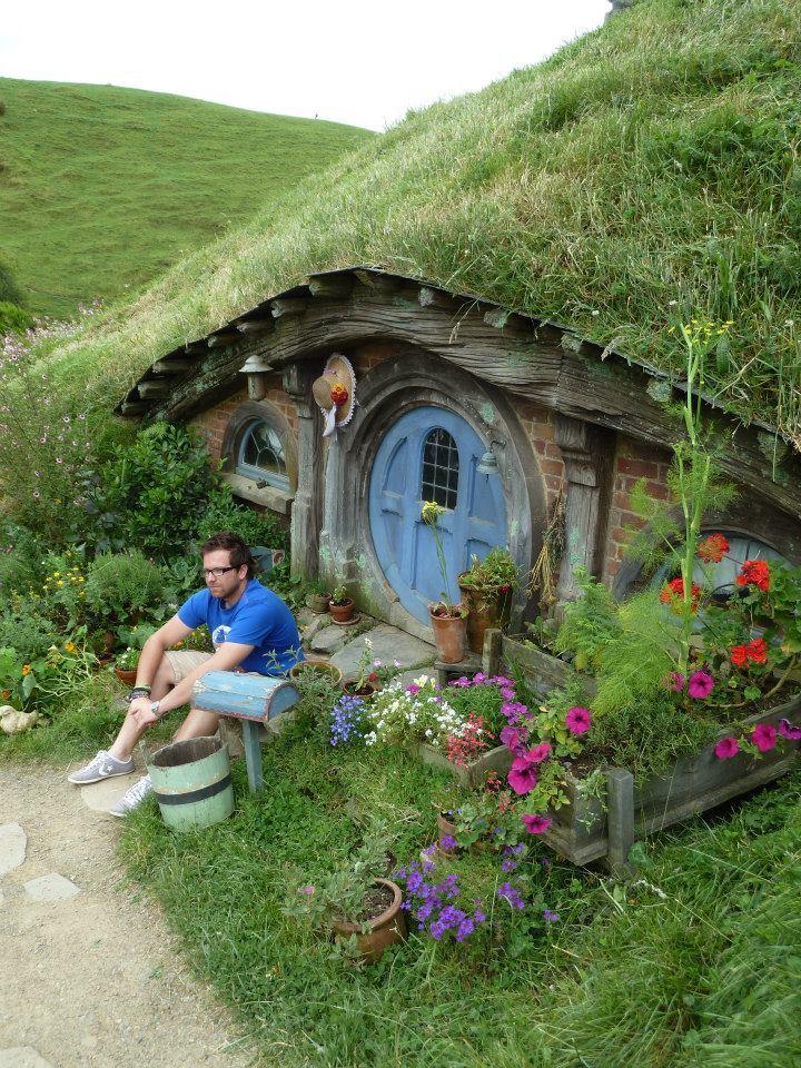 Új-Zéland, Hobbiton