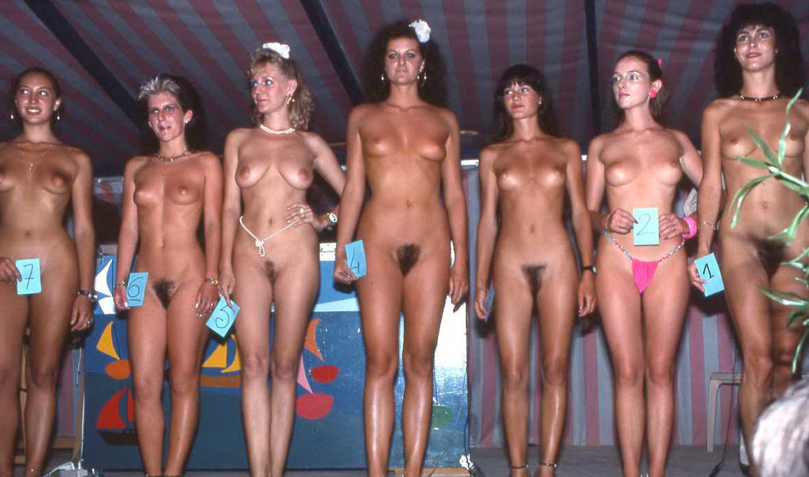 Nudist pageant blog
