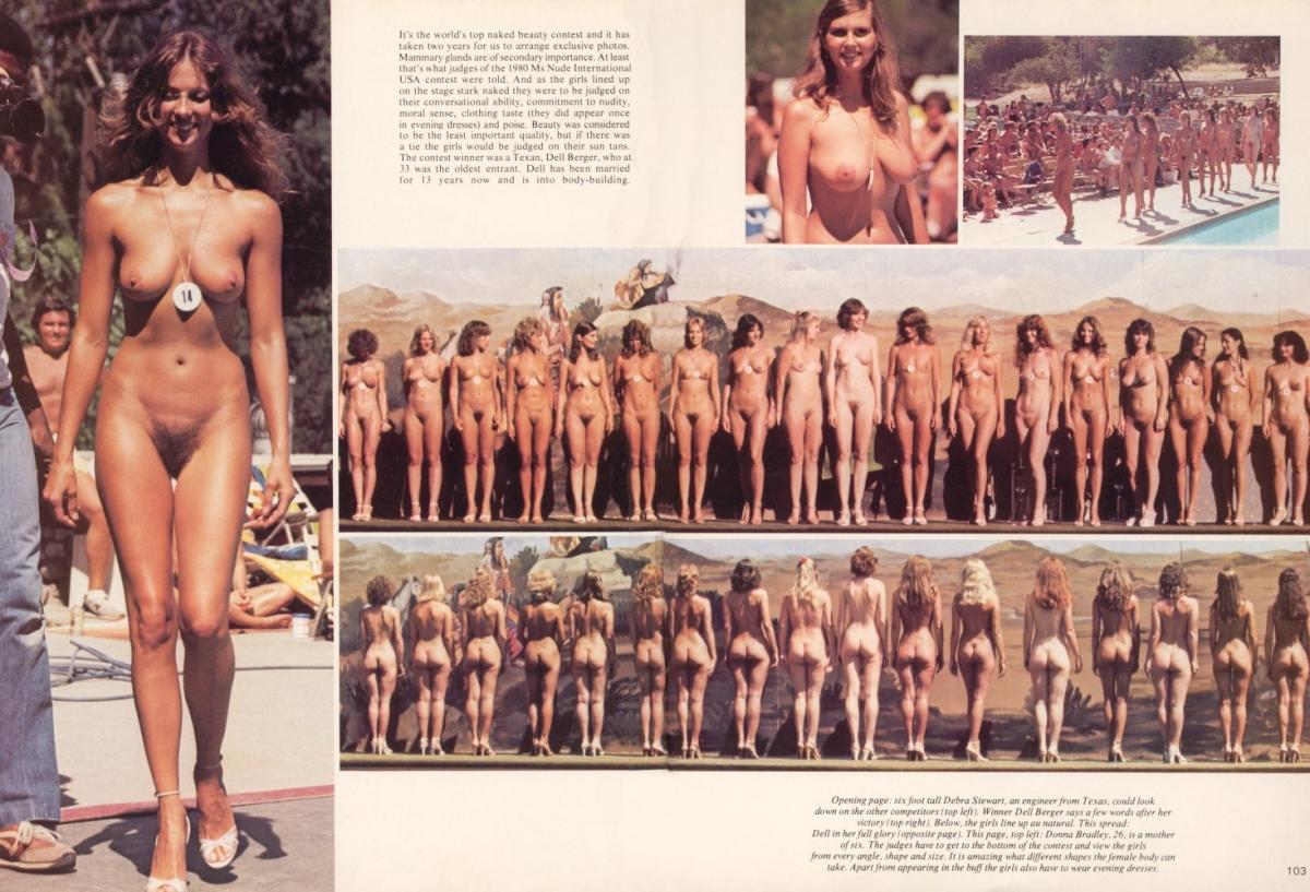 Authoritative Nudist pageant winner twitter