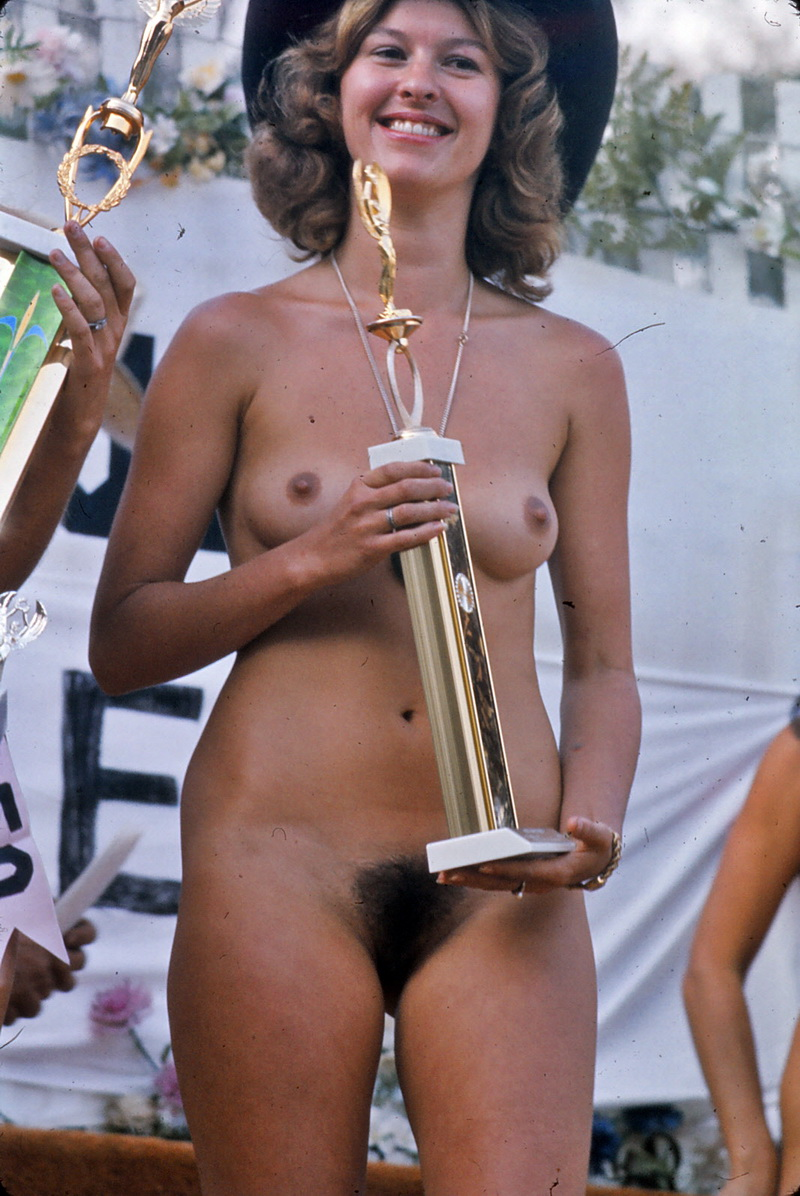 Treehouse nudist contest 1978