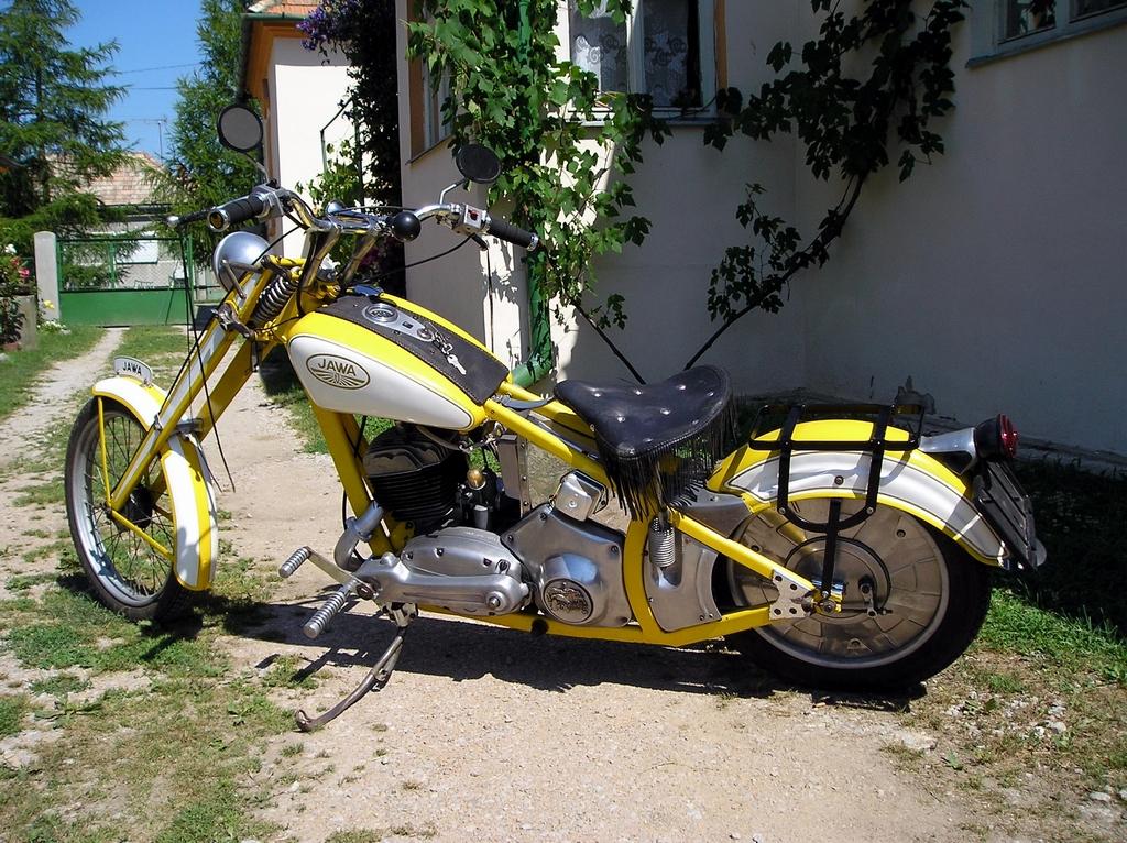 Мотоцикл круизер своими руками