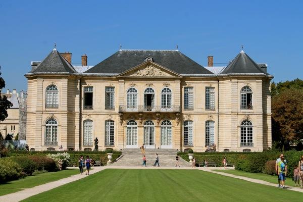 Párizsi kockák XXXII.: a Rodin Múzeum