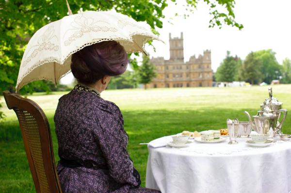 Szállás Downton Abbey-ben?