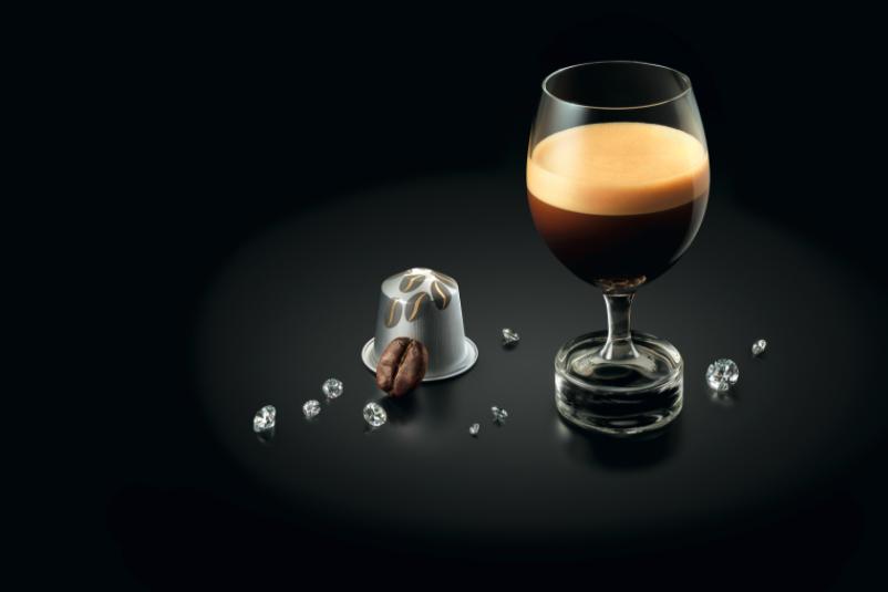 Kávé kóstolópohár