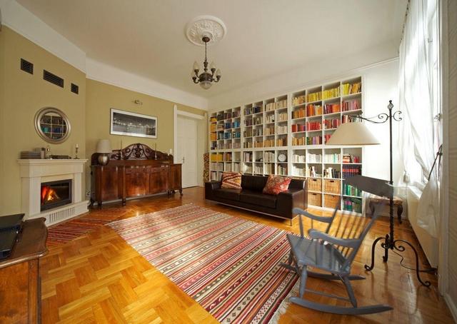 Egy budapesti lakás, amit már a képek miatt megkívánsz!