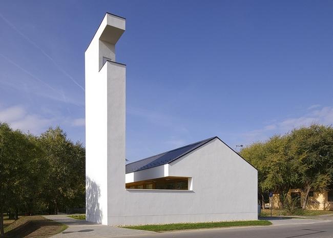 Újabb világhírű magyar épület - Most egy modern templomunkat csodálják