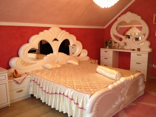Különleges hálószobák Valentin-napi összebújáshoz - Otthontérkép