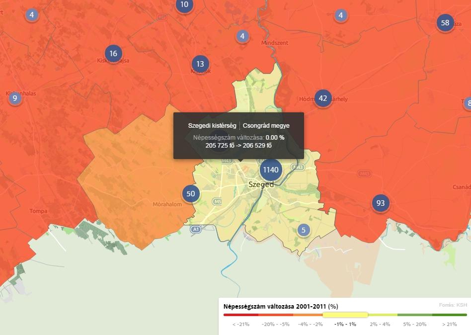 Ezek Szeged legcsillogóbb otthonai