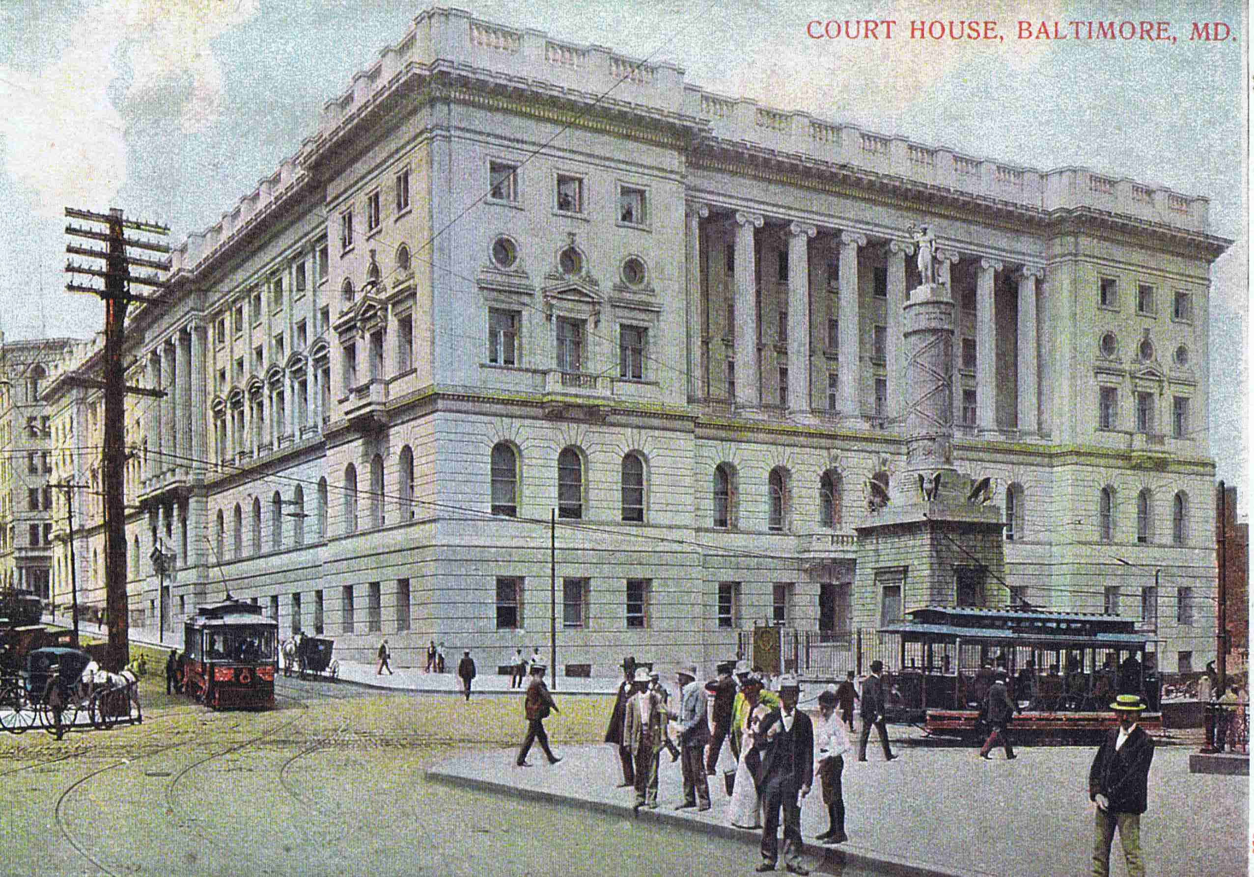 Post-Card Baltimore Courthouse.jpg