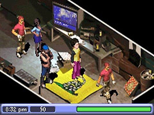 The sims 2 game boy advance teszt veti blogja for Online games similar to sims