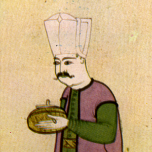 I. Avedis Zildjian örmény alkimista, aki az első cintányérokat készítette Konstantinápolyban 1618-ban.