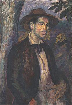 250px-Kernstok_Károly_Czóbel_Béla_szalmakalapos_portréja_1907.jpg
