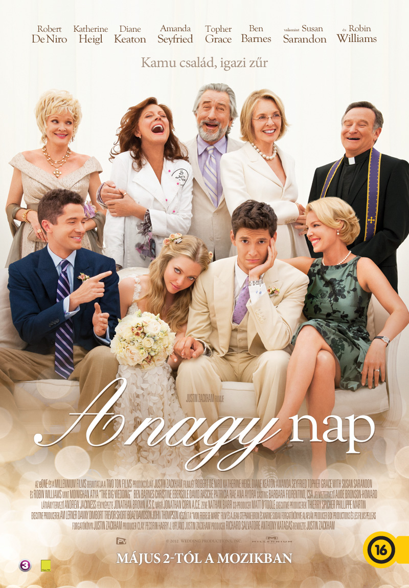 A nagy nap (The Big Wedding   2013)