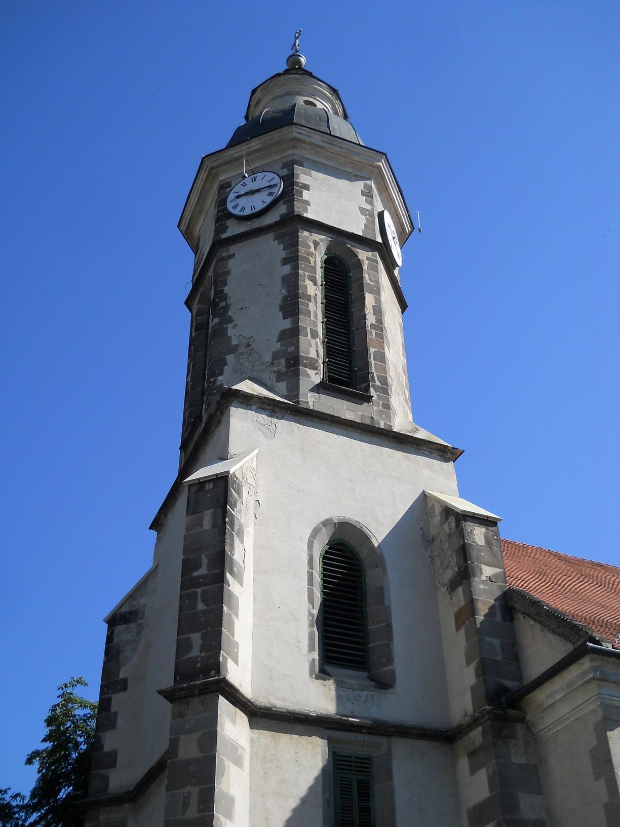 Nagymaros római katolikus temploma