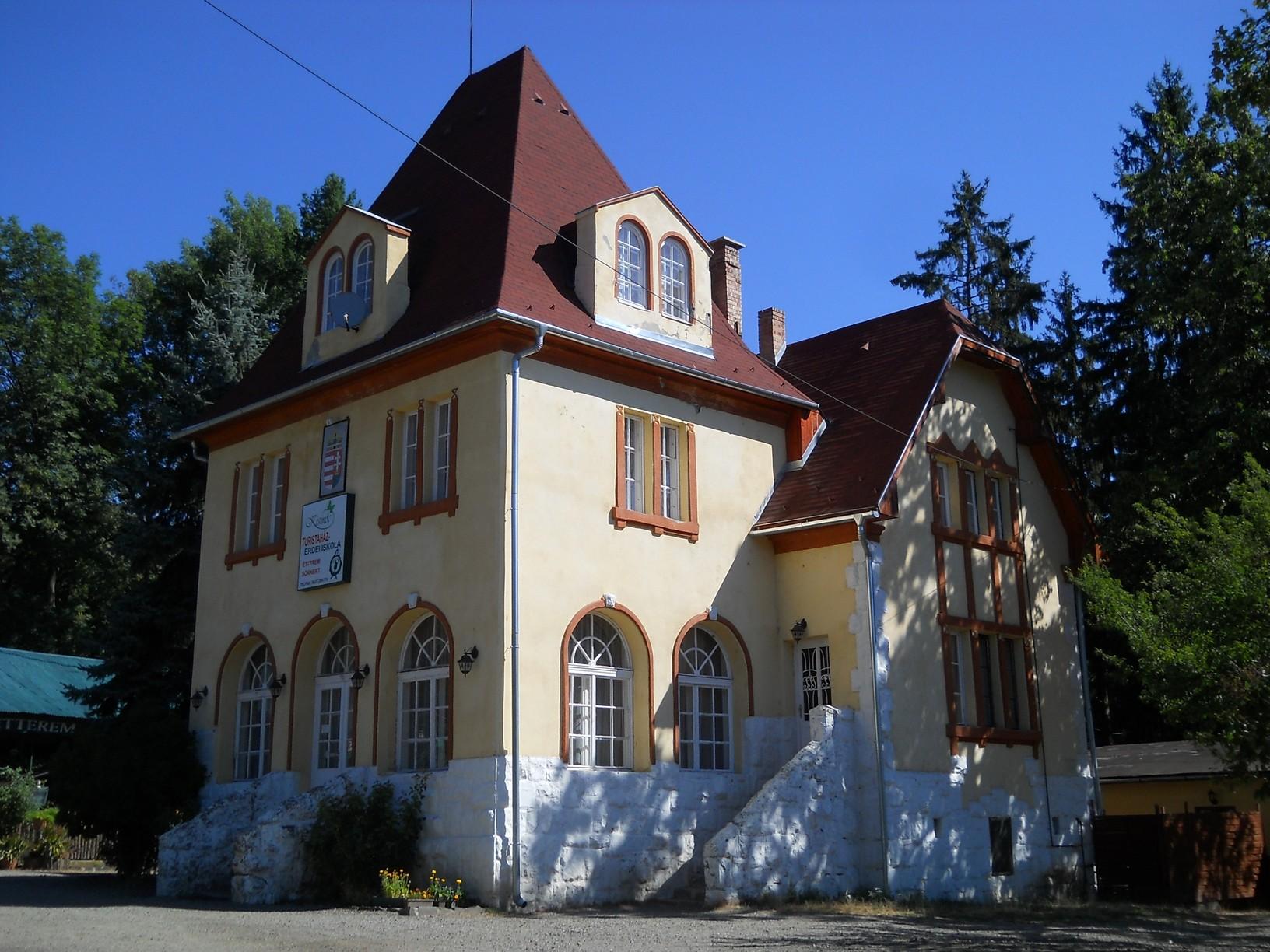 A kisinóci turistaház, OKT-pecsételőhely