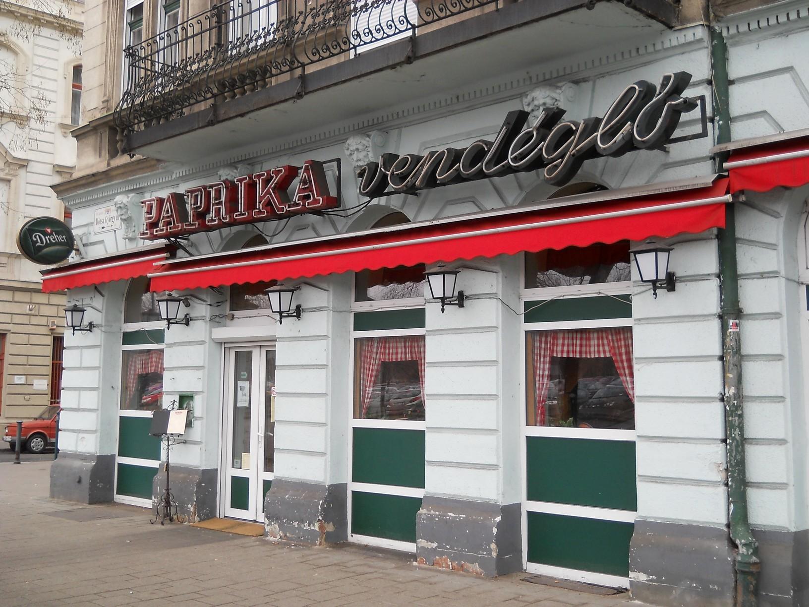 VII., Dózsa György út–Peterdy utca sarok
