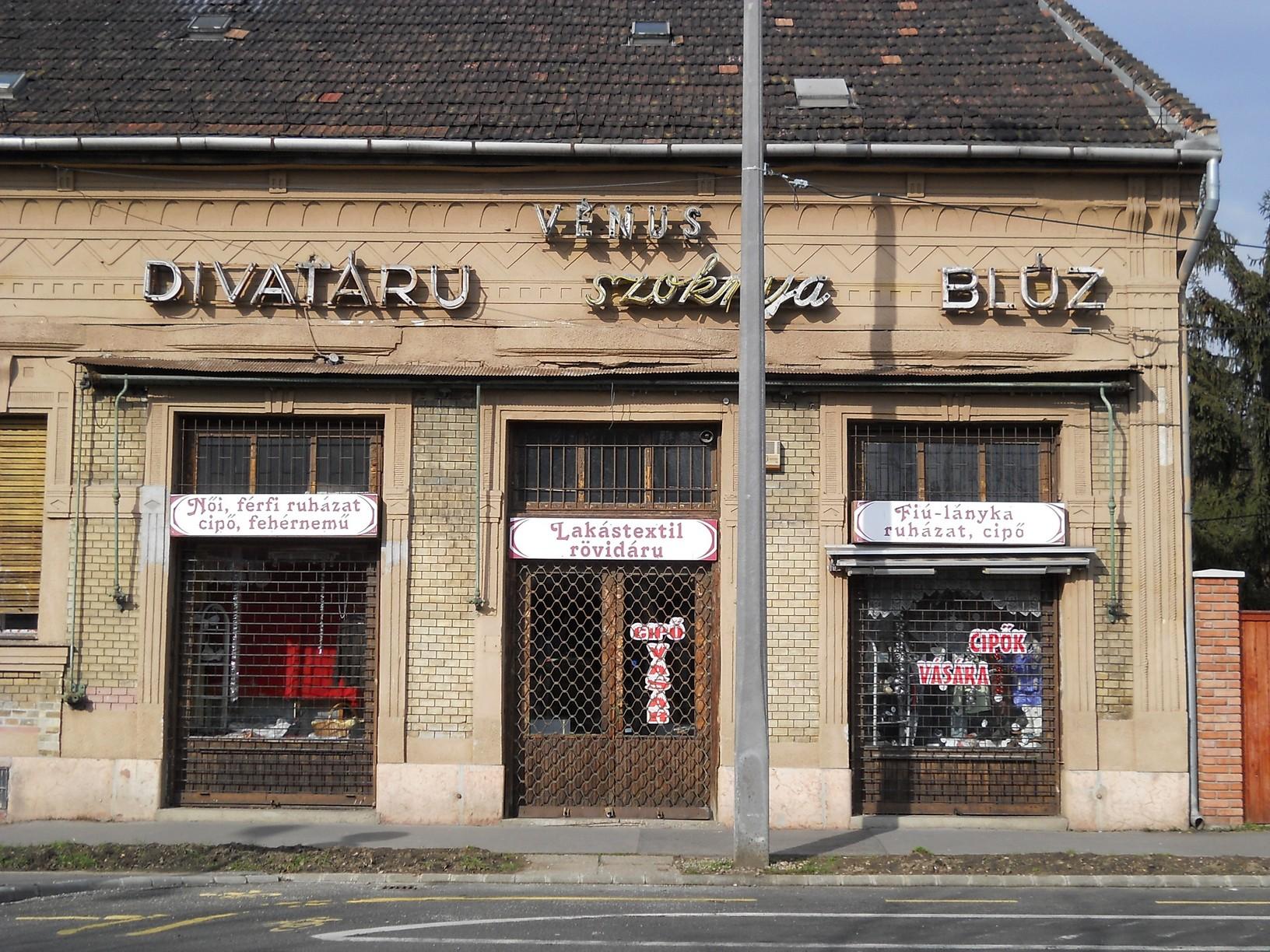 XV., Fő utca