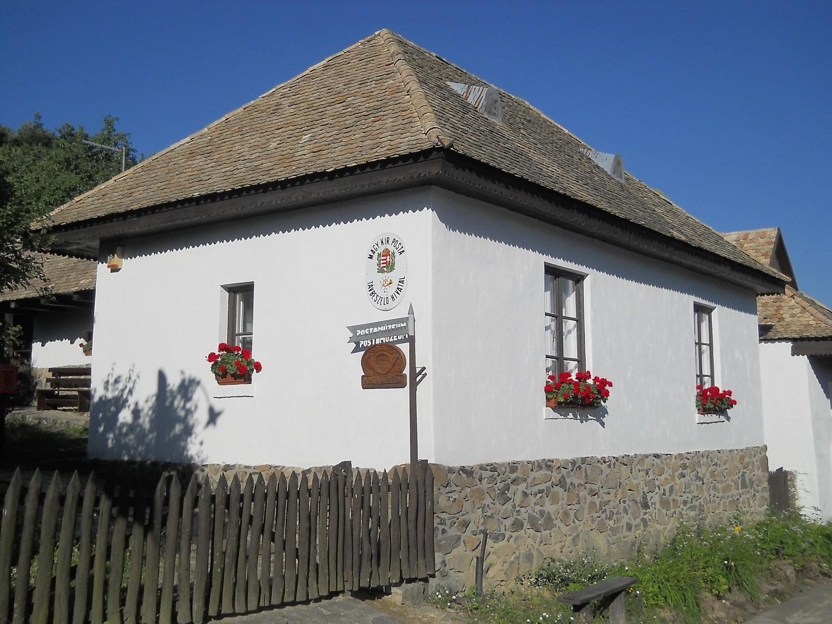 Postamúzeum Hollókőn