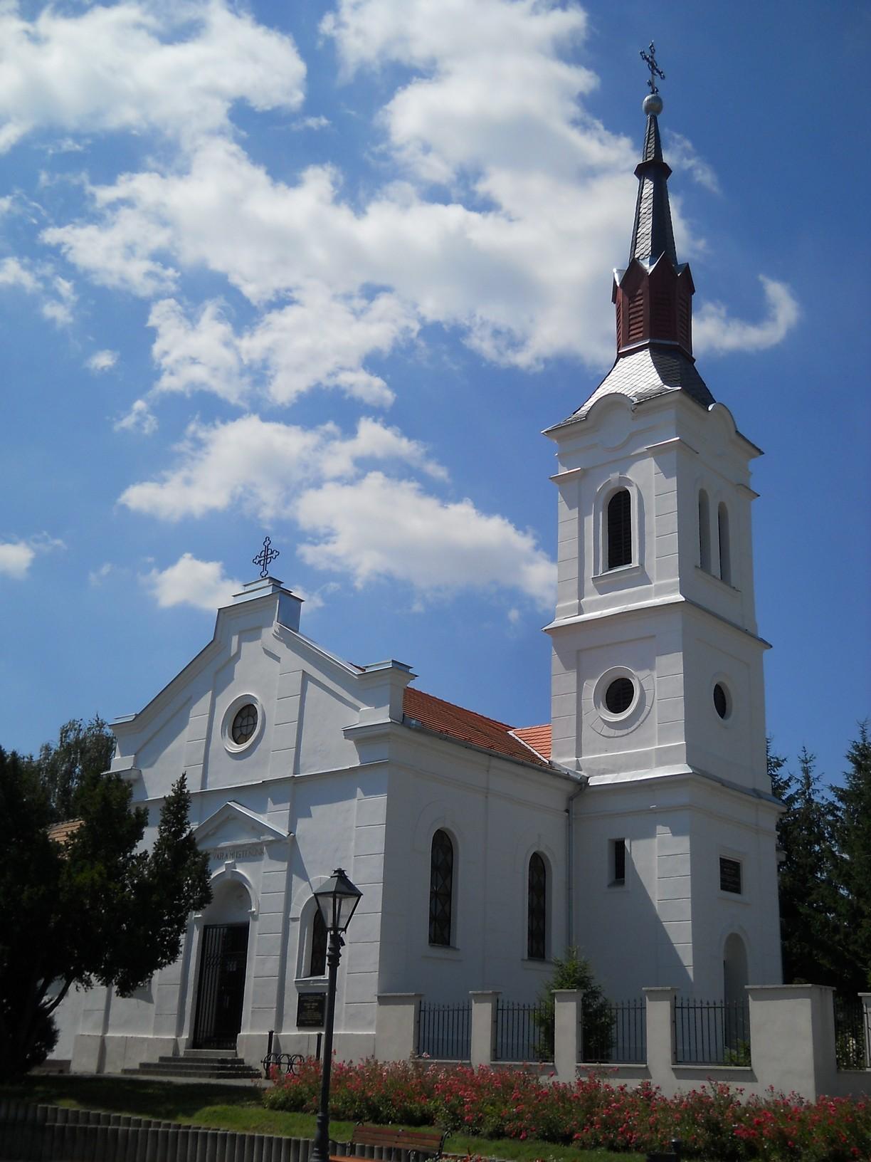 Evangélikus templom, Szécsény