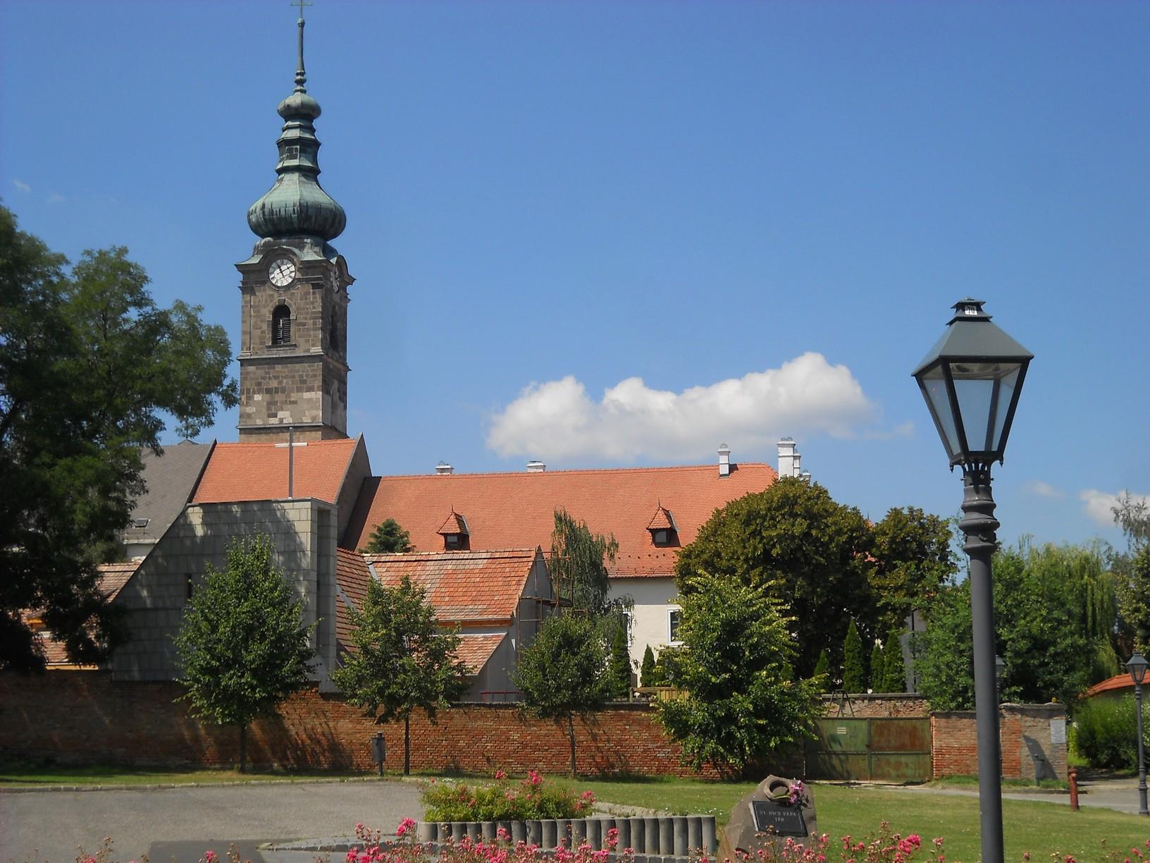 Ferences templom, Szécsény