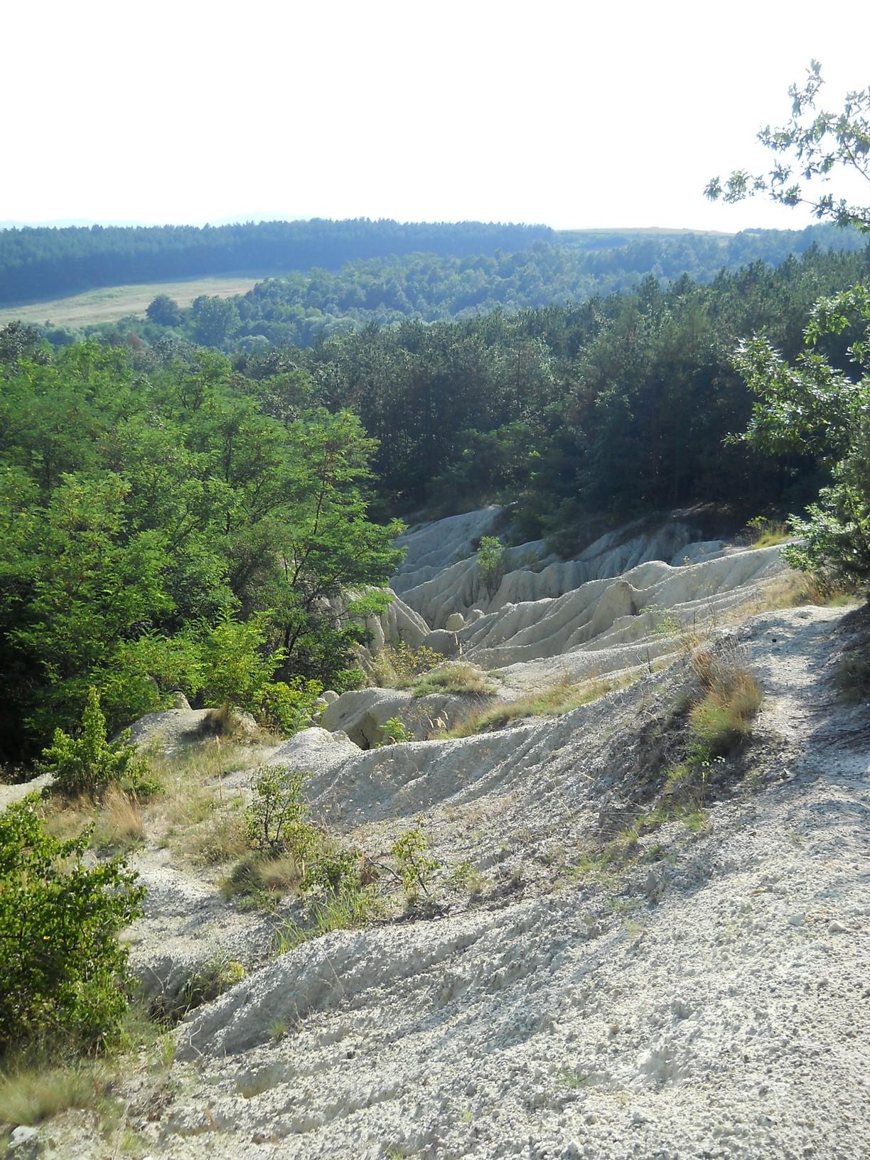 A falu feletti erdőben egyedülálló, védett természeti érték található, a 20 millió éves riolittufa-képződmény, amelyhez hasonlót a világon összesen hat helyen tartanak számon