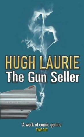 Hugh Laurie könyvének legutóbbi angol kiadása...