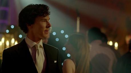 Sherlock nem táncolt... a szívem megszakad.