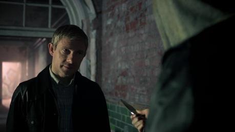 Ha John Watson egyszer beindul, nem lehet megállítani...