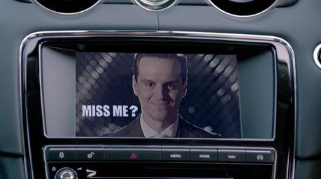 Miss him?